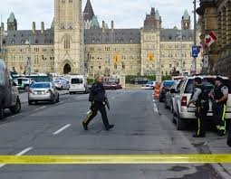 Footage Of Canadian Parliament Shooting Caught On Cell Phone [VIDEO]