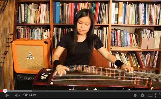 Epic Metallica Cover. Guzheng Style. [VIDEO]