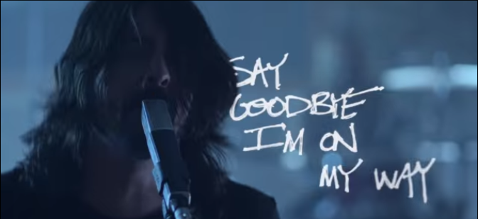 Foo Fighters Release 'Something From Nothing' Music Video