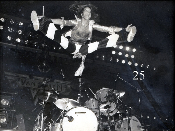 Epic Stage Dives!
