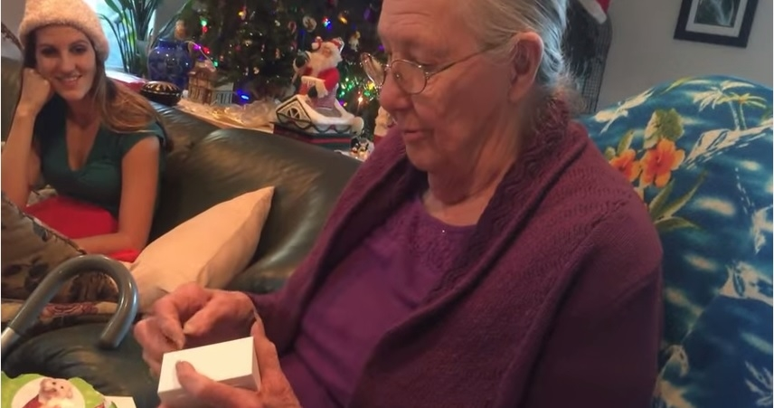This Grandma doesn't want your stinking technology
