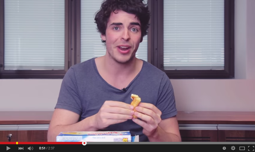 Australians Taste Test American Snacks [VIDEO]