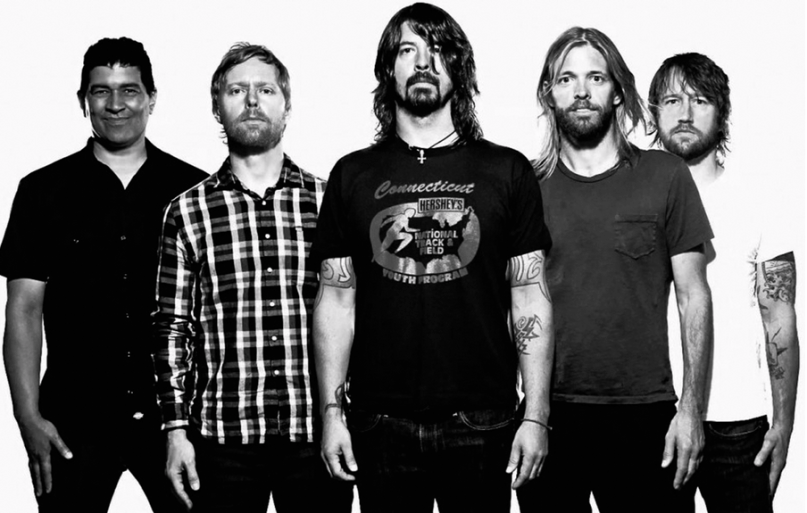 Foo Fighters Cover 'Tom Sawyer' [VIDEO]