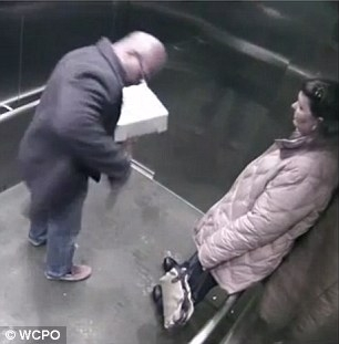 Cop Accidentally Shoots Himself In The Stomach In Elevator [VIDEO]