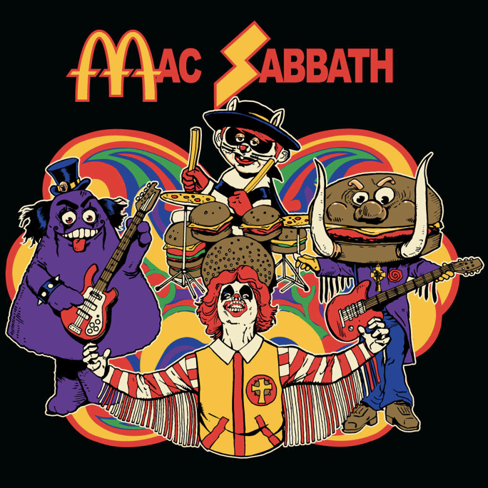 Introducing...Mac Sabbath [VIDEO]