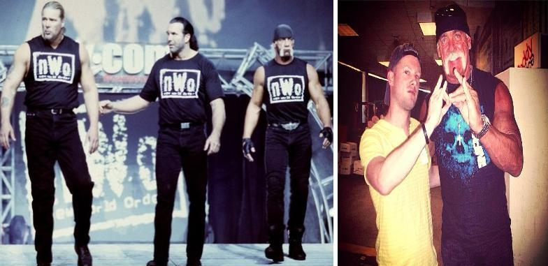 WWE News: nWo Reunion Tonight on RAW! - Hulk Hogan, Kevin Nash, Scott Hall...& pArker m!nor??
