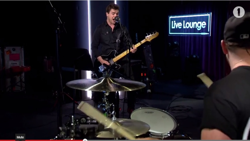 Check out Royal Blood Cover The Police