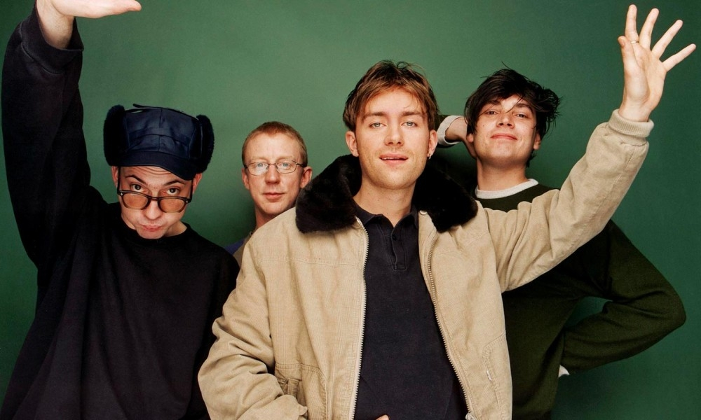 New Album From Blur!