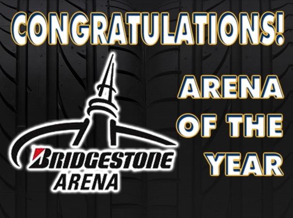 Bridgestone Arena Named Arena of the Year by Pollstar Magazine