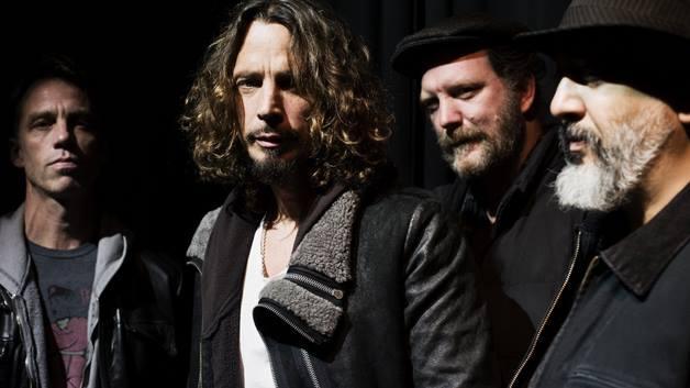 New Soundgarden in 2016