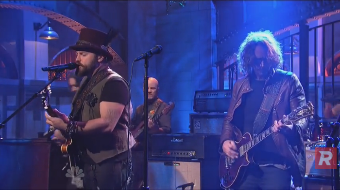 Zac Brown Band and Chris Cornell on SNL [VIDEO]