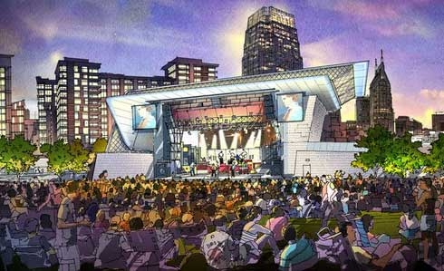 The Buzz Welcomes the new Ascend Amphitheater