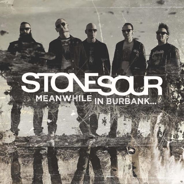 Stone Sour to Release Album of Covers for Record Store Day [AUDIO CLIP LINK]