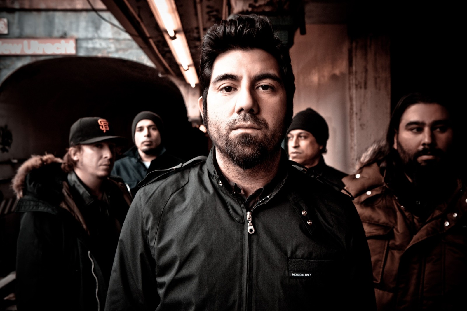 Deftones Set Tentative Release Date for New Album