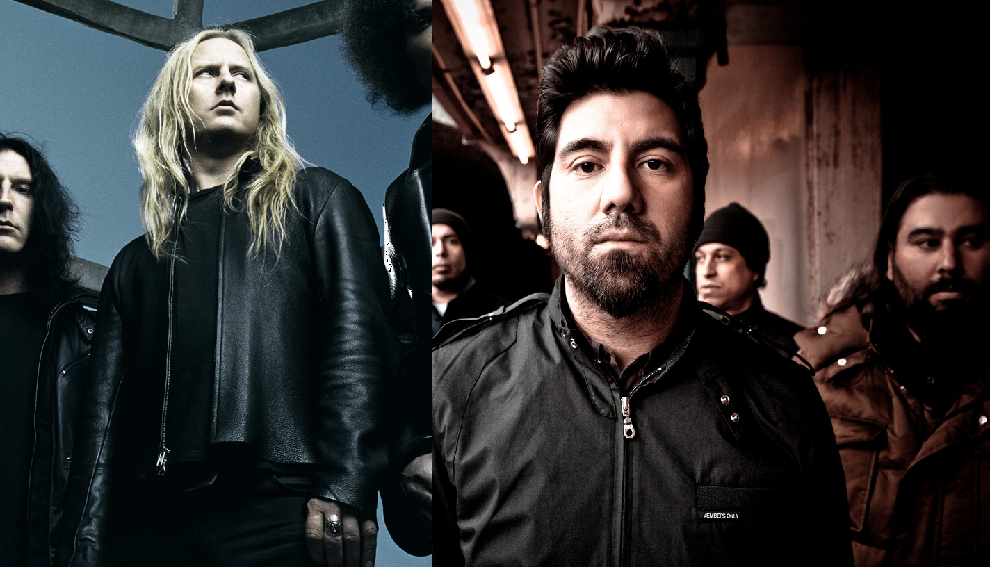 Jerry Cantrell Featured on Upcoming Deftones Album