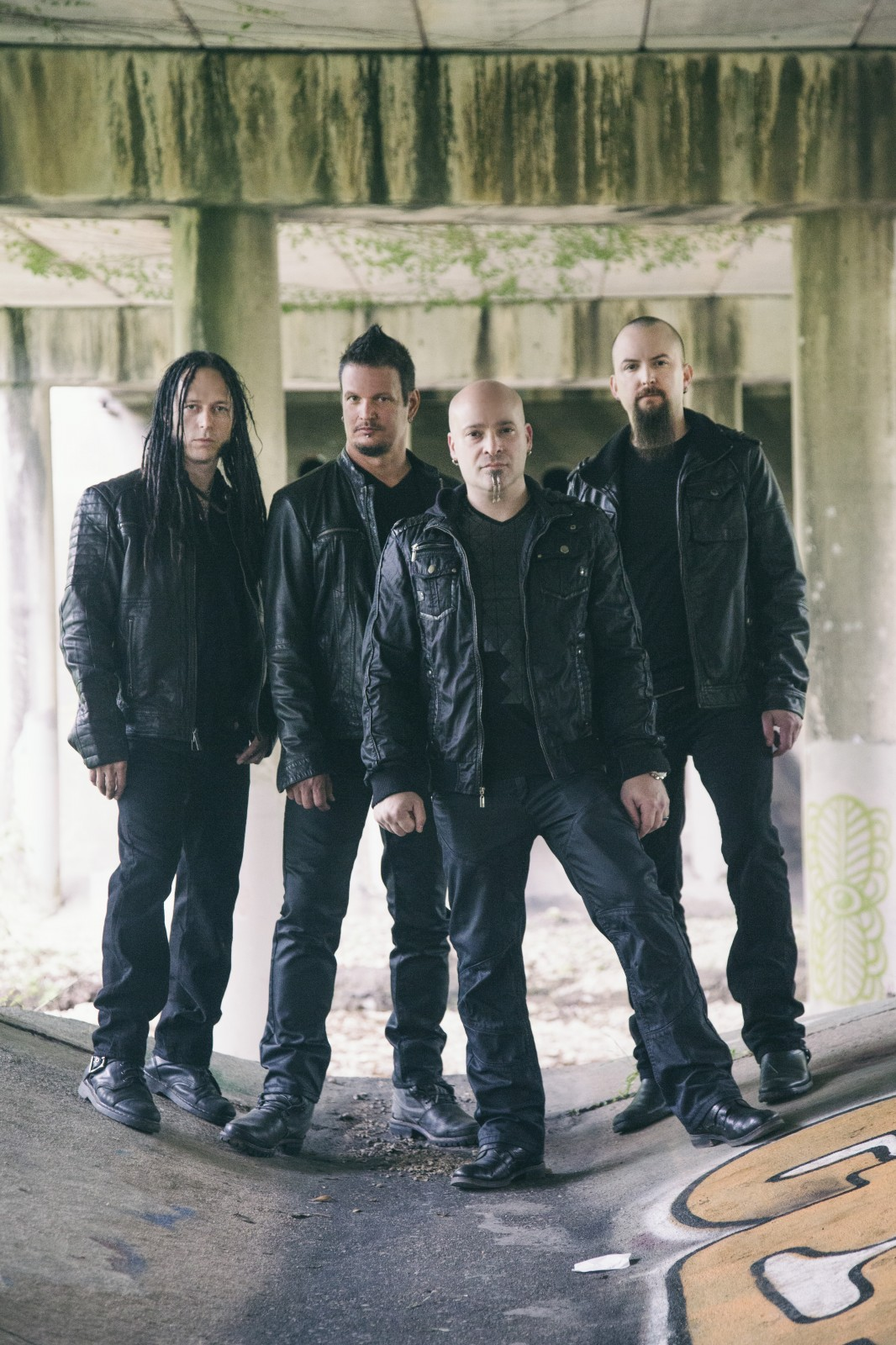 DISTURBED IS BACK!