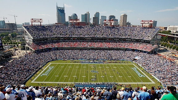 LP Field Changes Name to Nissan Stadium