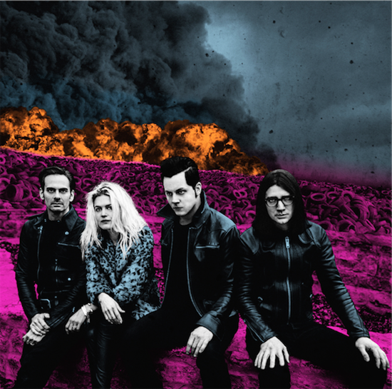 The Dead Weather is Back!