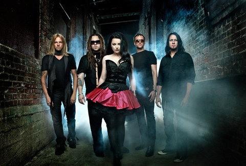 sQueeGee Chats With Amy Lee of Evanescence About Upcoming Nashville Show And Ozzfest in Japan