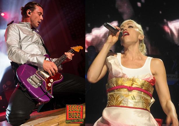 Gavin Rossdale and Gwen Stefani File For Divorce