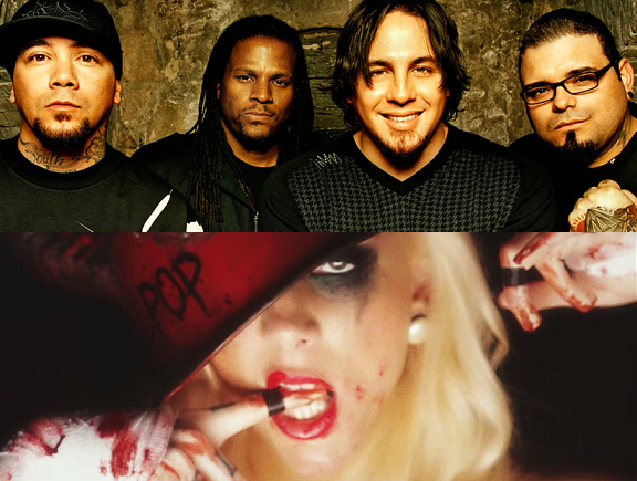 Listen to the New P.O.D. Track 'Criminal Conversations' with Maria Brink